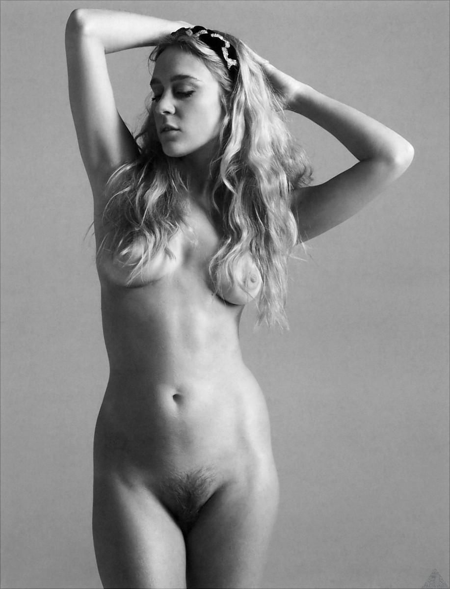 Pregnant Chloe Sevigny Poses For Nude Photoshoot Over Zoom