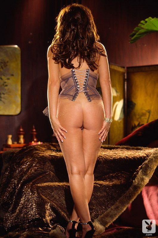Naked Robin Bain In Euroclub Ancensored
