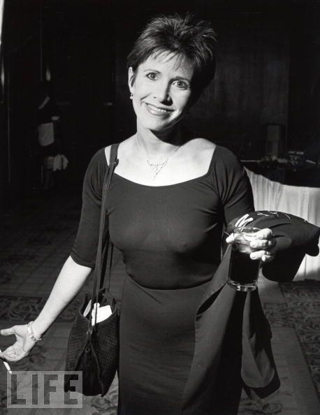 Анна Фишер Голая