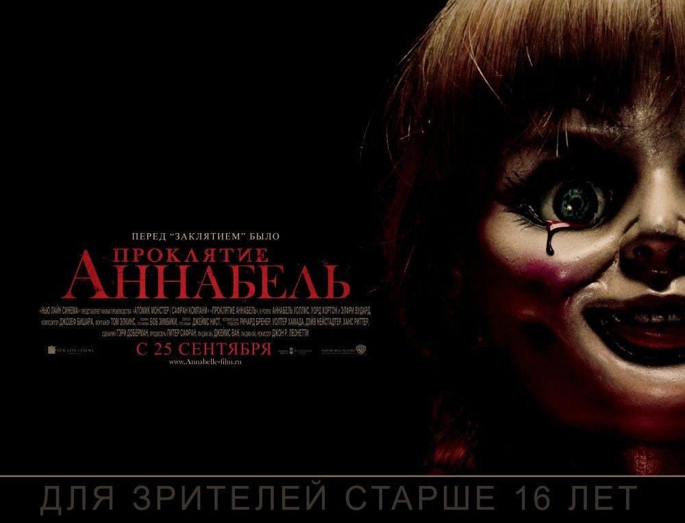 «Проклятие Аннабель Фильм Смотреть В Хорошем Качестве» — 2007