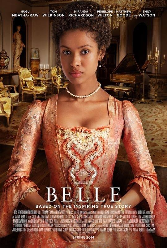 Белль (2013) постеры