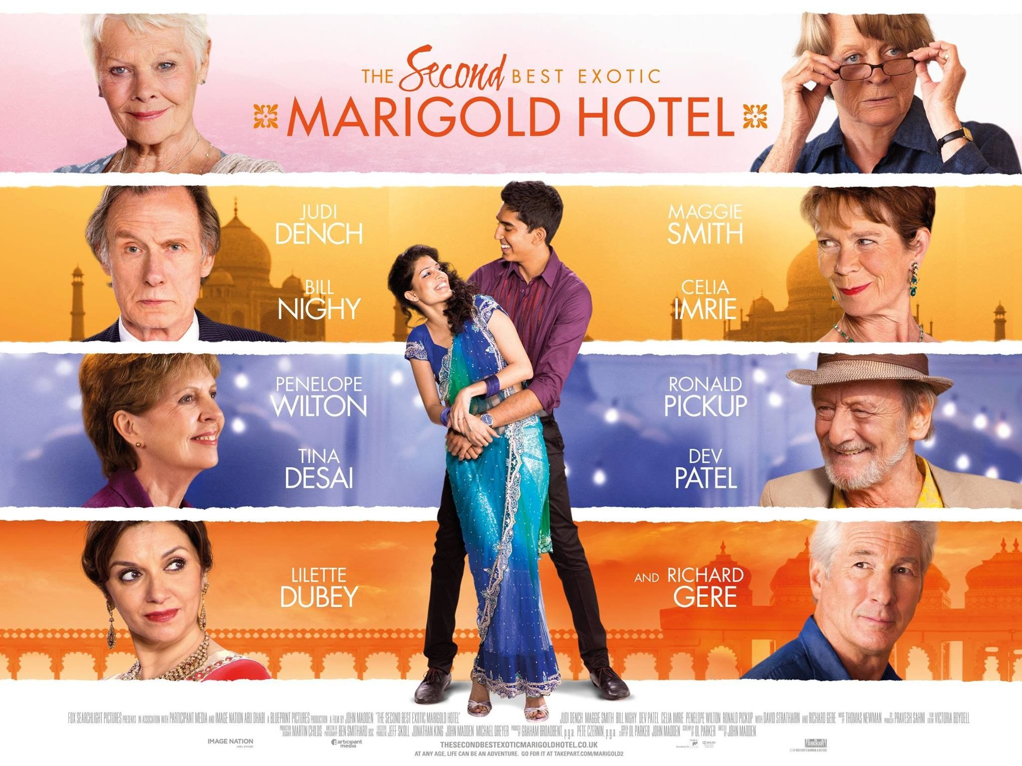 the most exotic marigold hotel