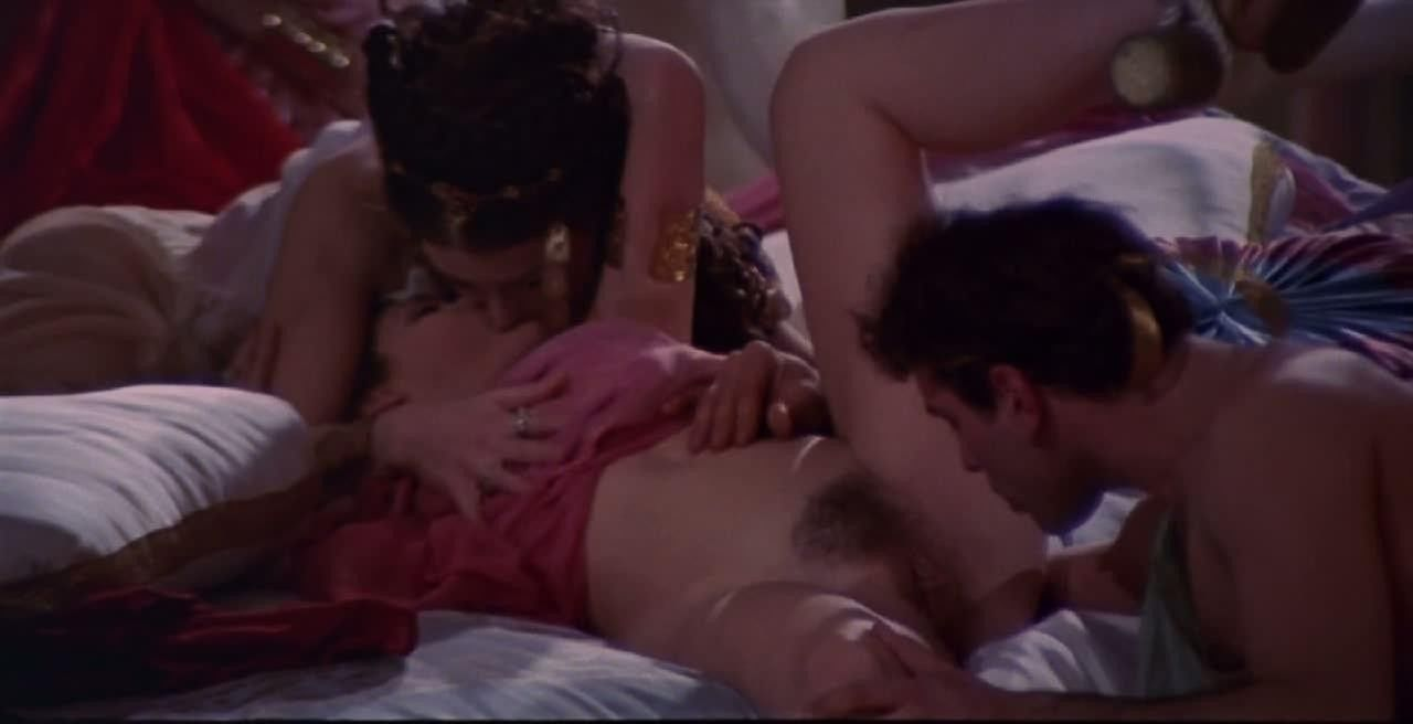 Orgy scenes