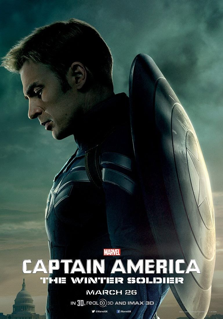 «Первый Мститель» — 2011