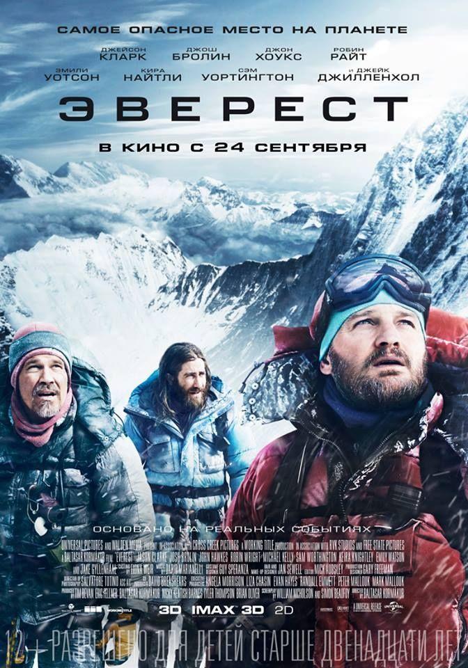 Эверест 2015 - профессиональный