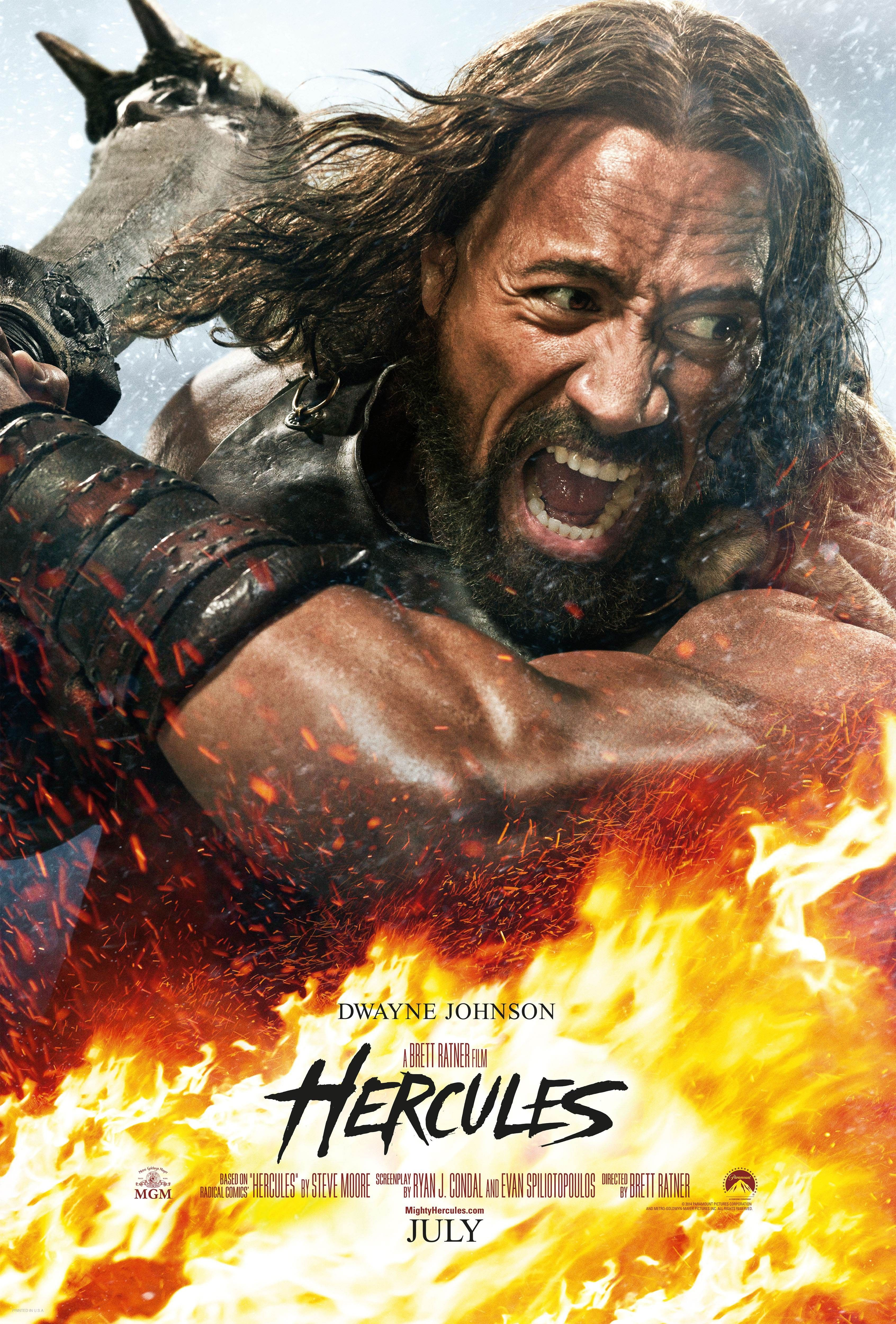 a comparison of the characters and heroic actions of hercules and beowulf