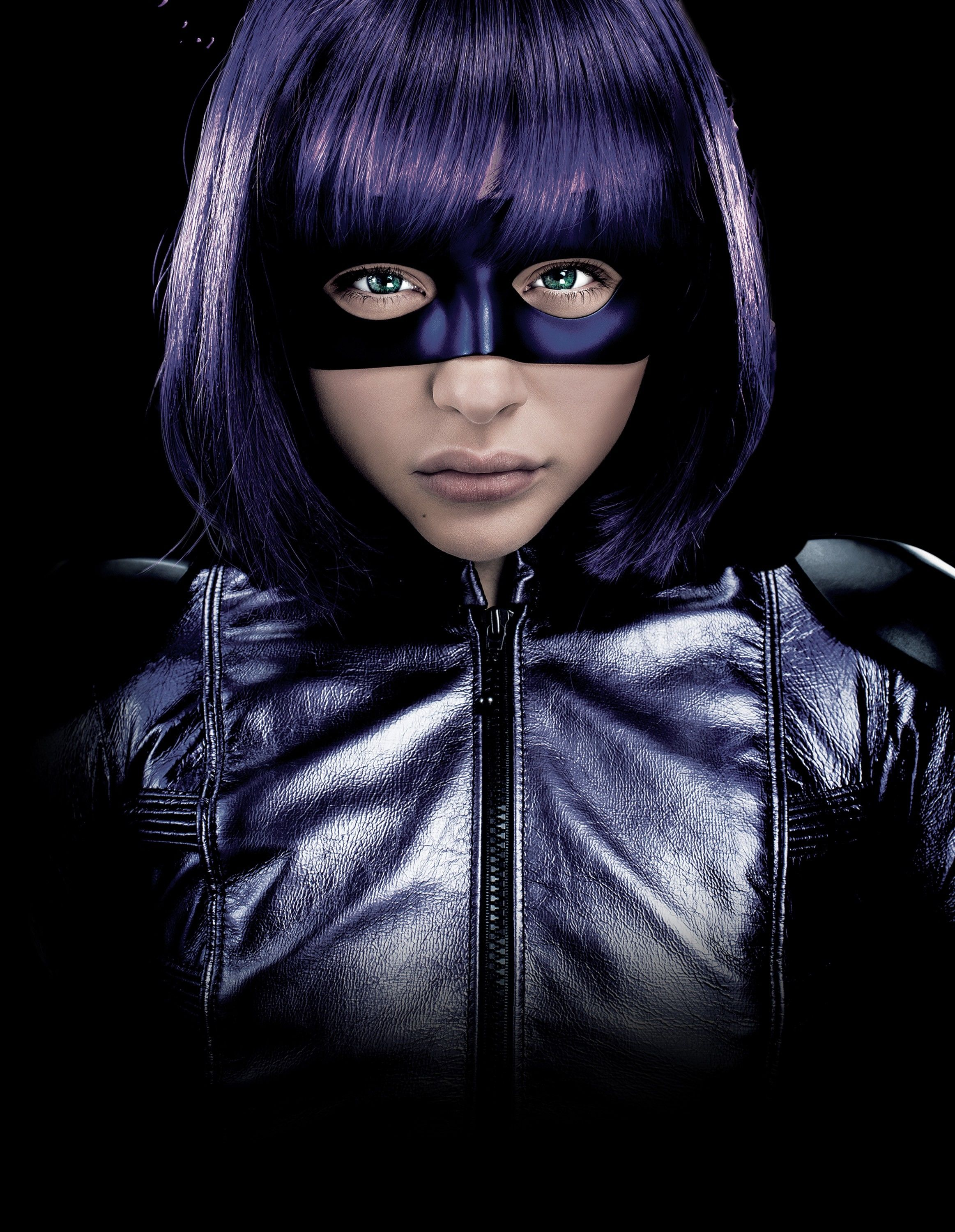 Kick ass hit girl costume