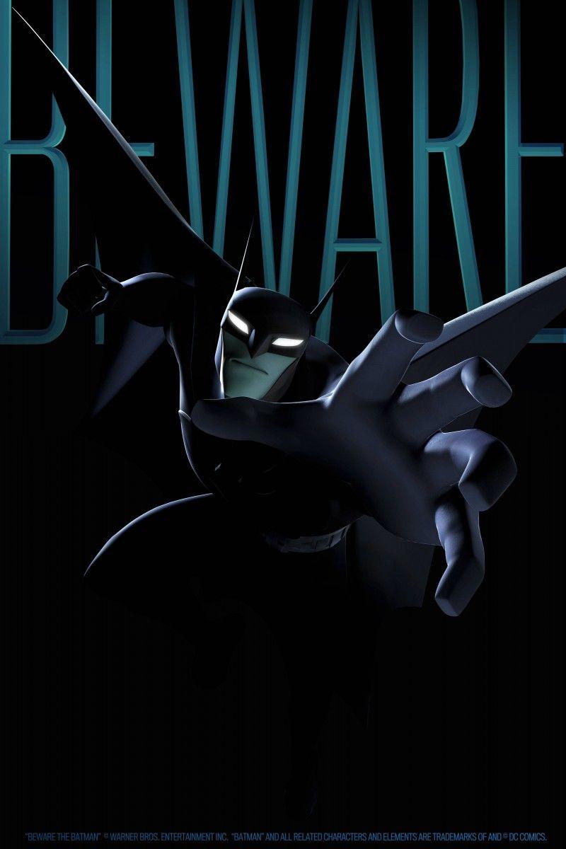 Берегитесь: Бэтмен / Beware the Batman (2013)