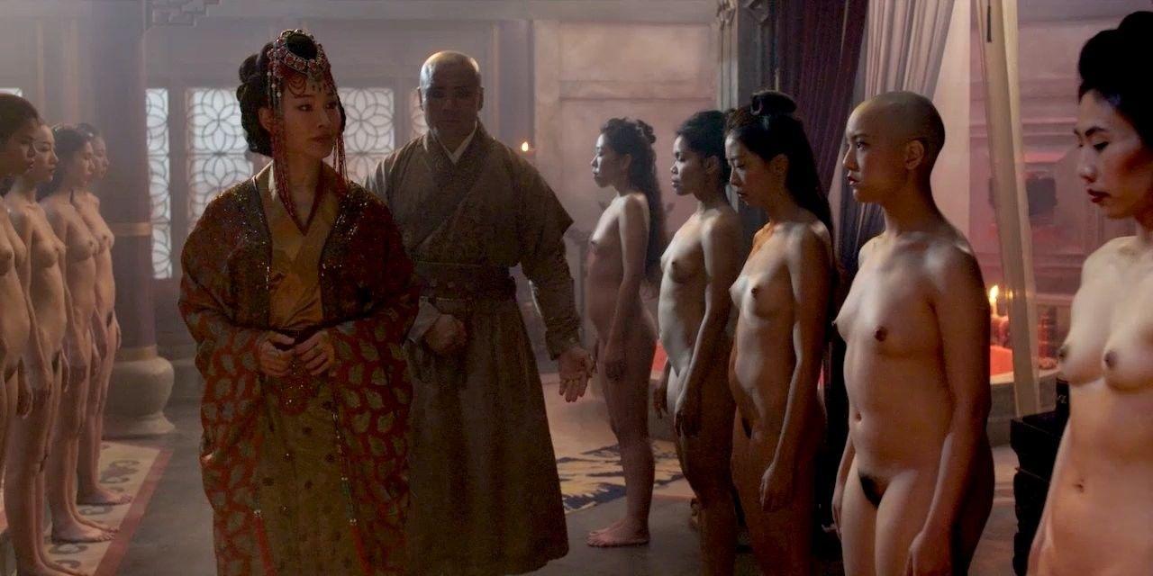 Asia De Marcos Nude