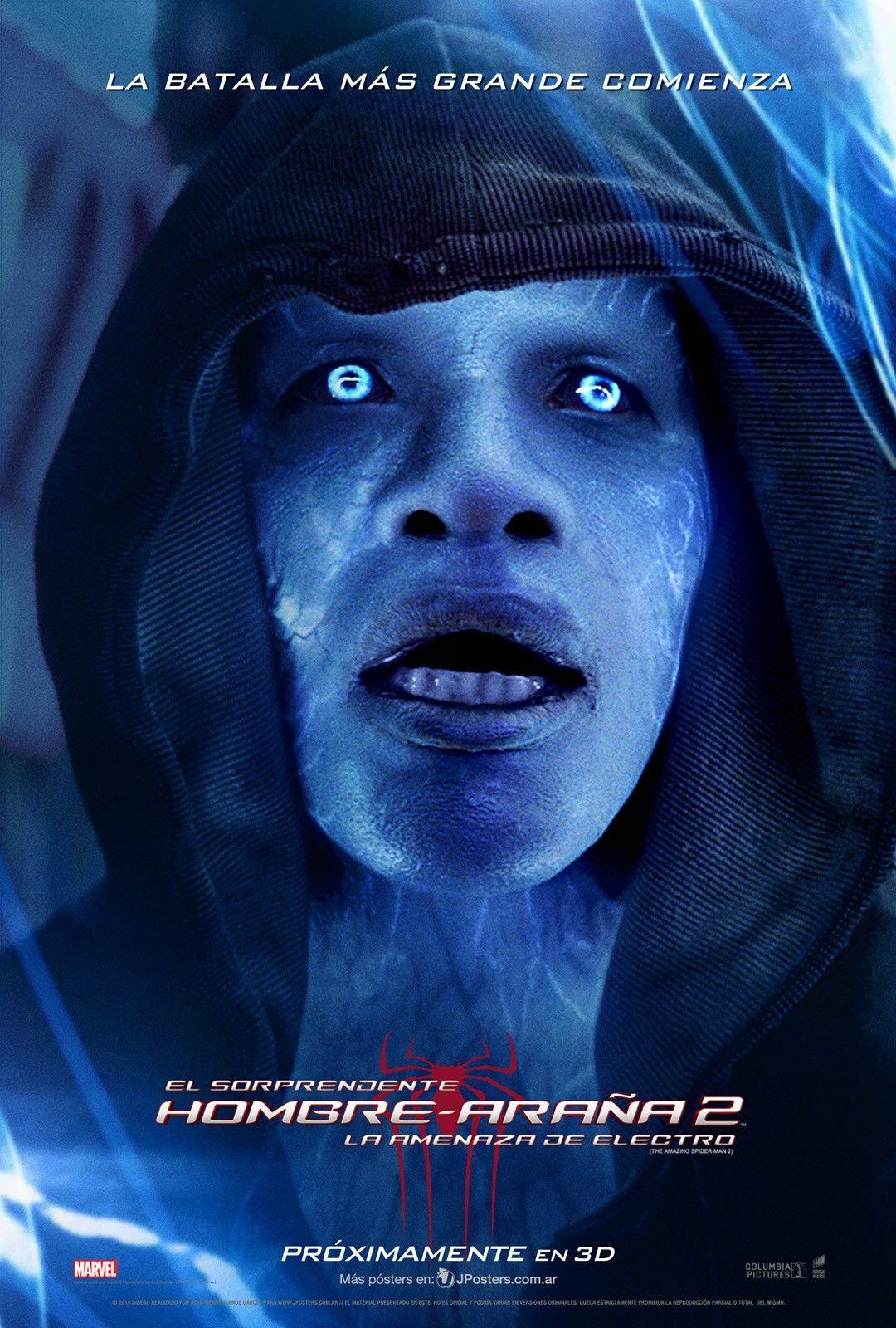 смотреть фильм человек паук высокое напряжение 2