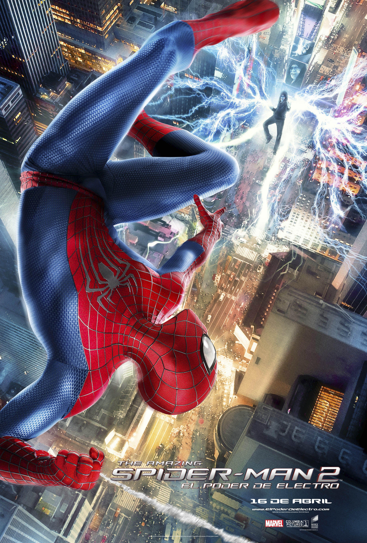 Человек паук высокое напряжение смотреть онлайн бесплатно 2 фотография