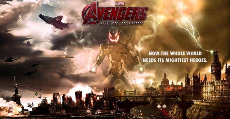 «Мстители: Эра Альтрона» - первый дублированный трейлер