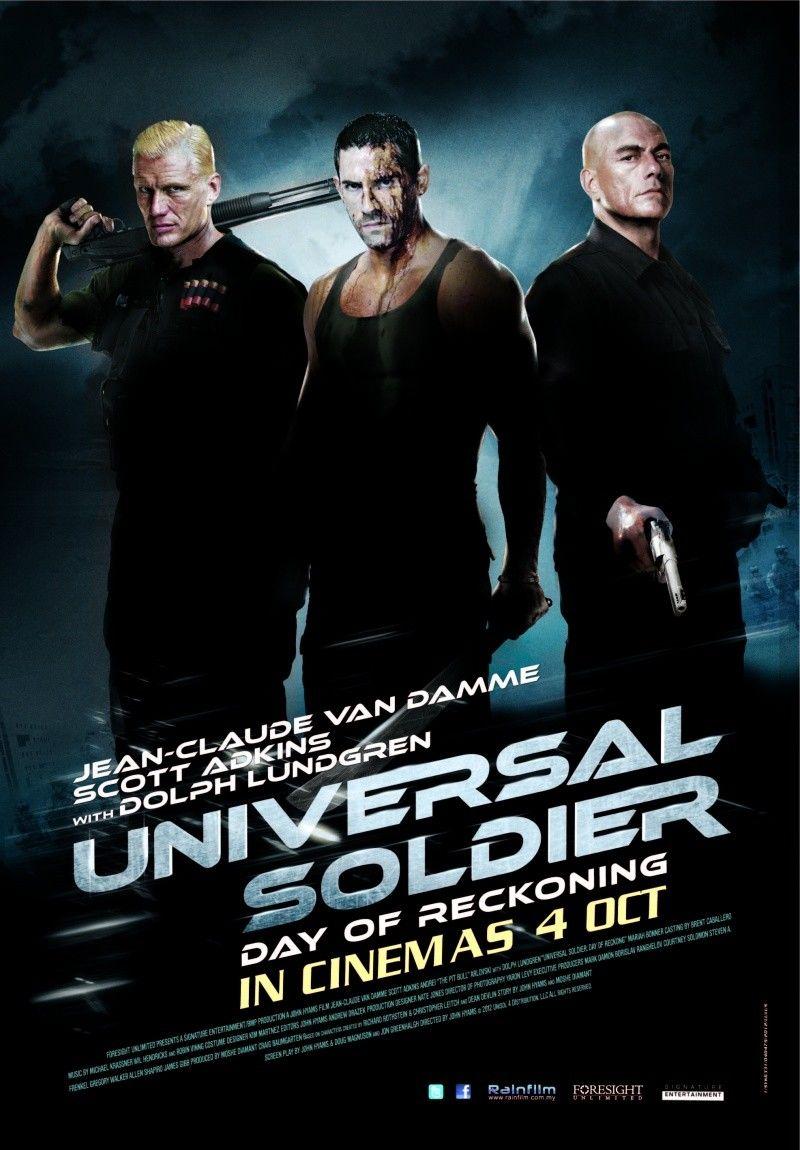 «Универсальный Солдат 4» — 2012