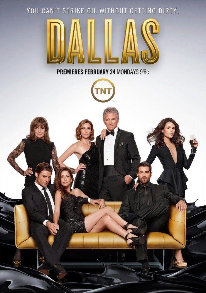 Даллас сериал 2012 –