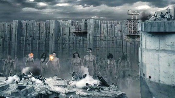 «Атака Титанов. Фильм Первый: Жестокий Мир» — 2015