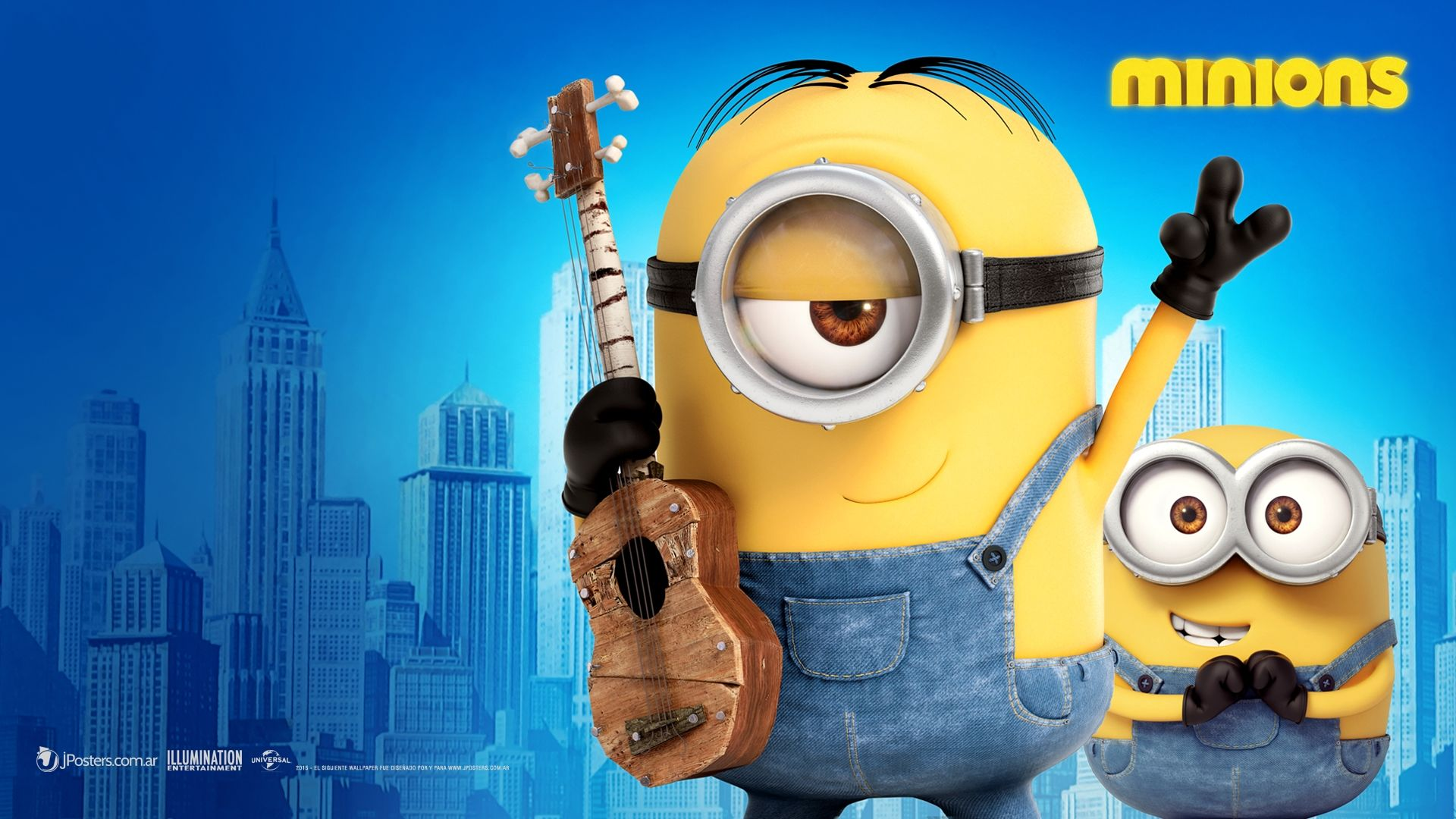 Minions desnudo naked movie