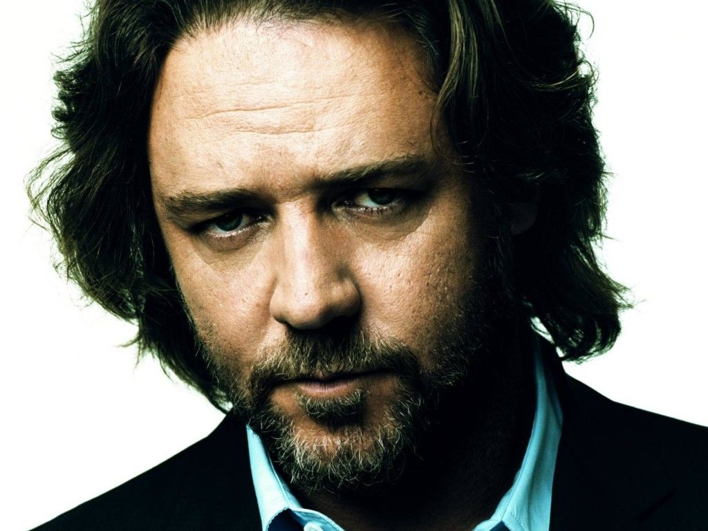 Pin on russell crowe