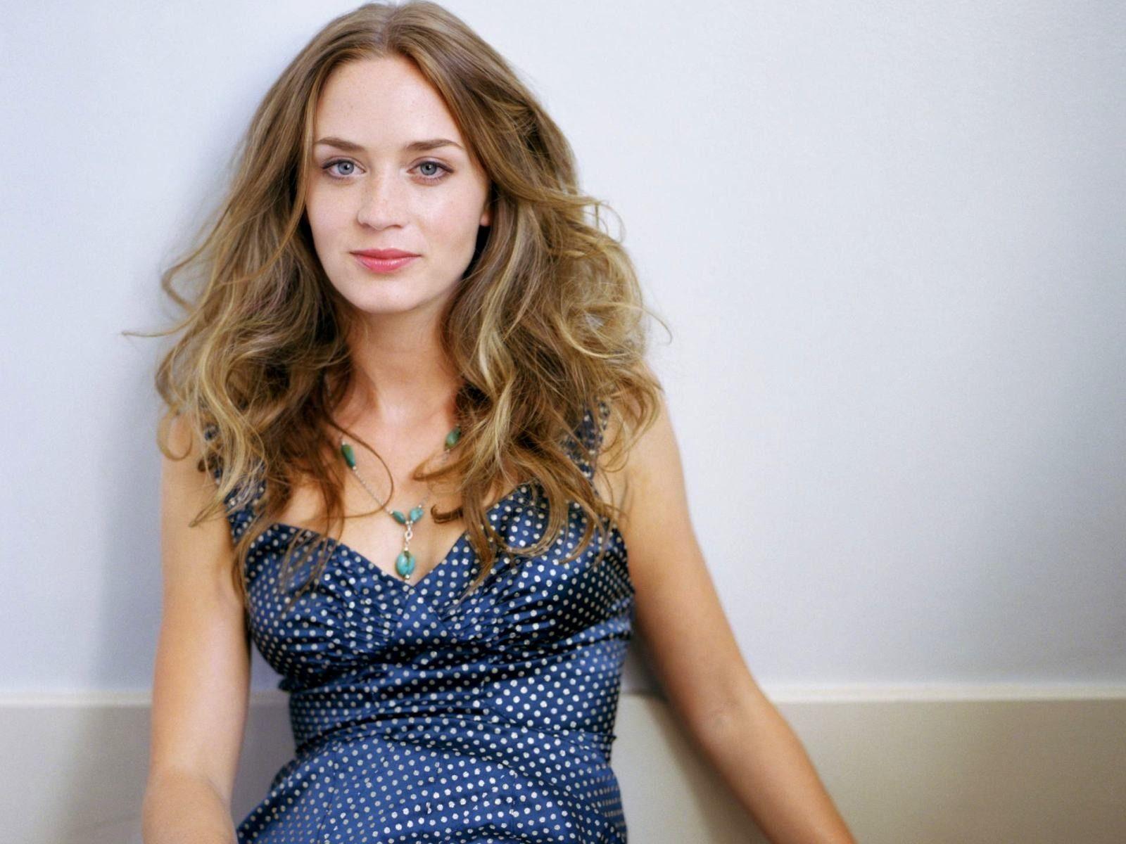 Эмили Блант актер