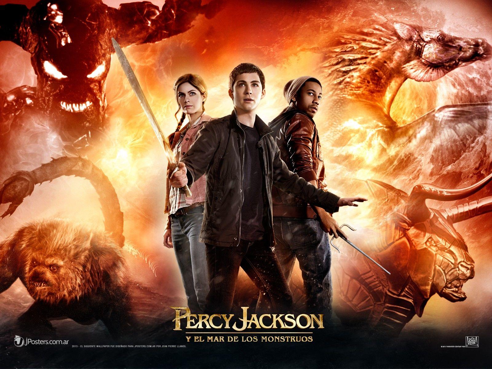 Перси Джексон и Море чудовищ (2 13) - смотреть онлайн