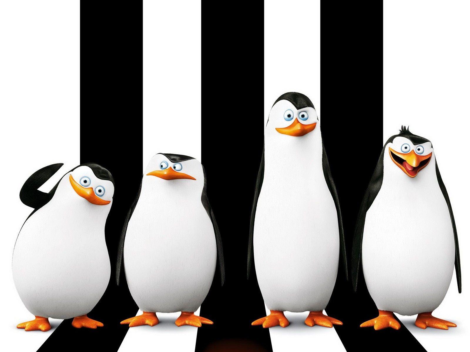 Демотиваторы с пингвинами из мадагаскара