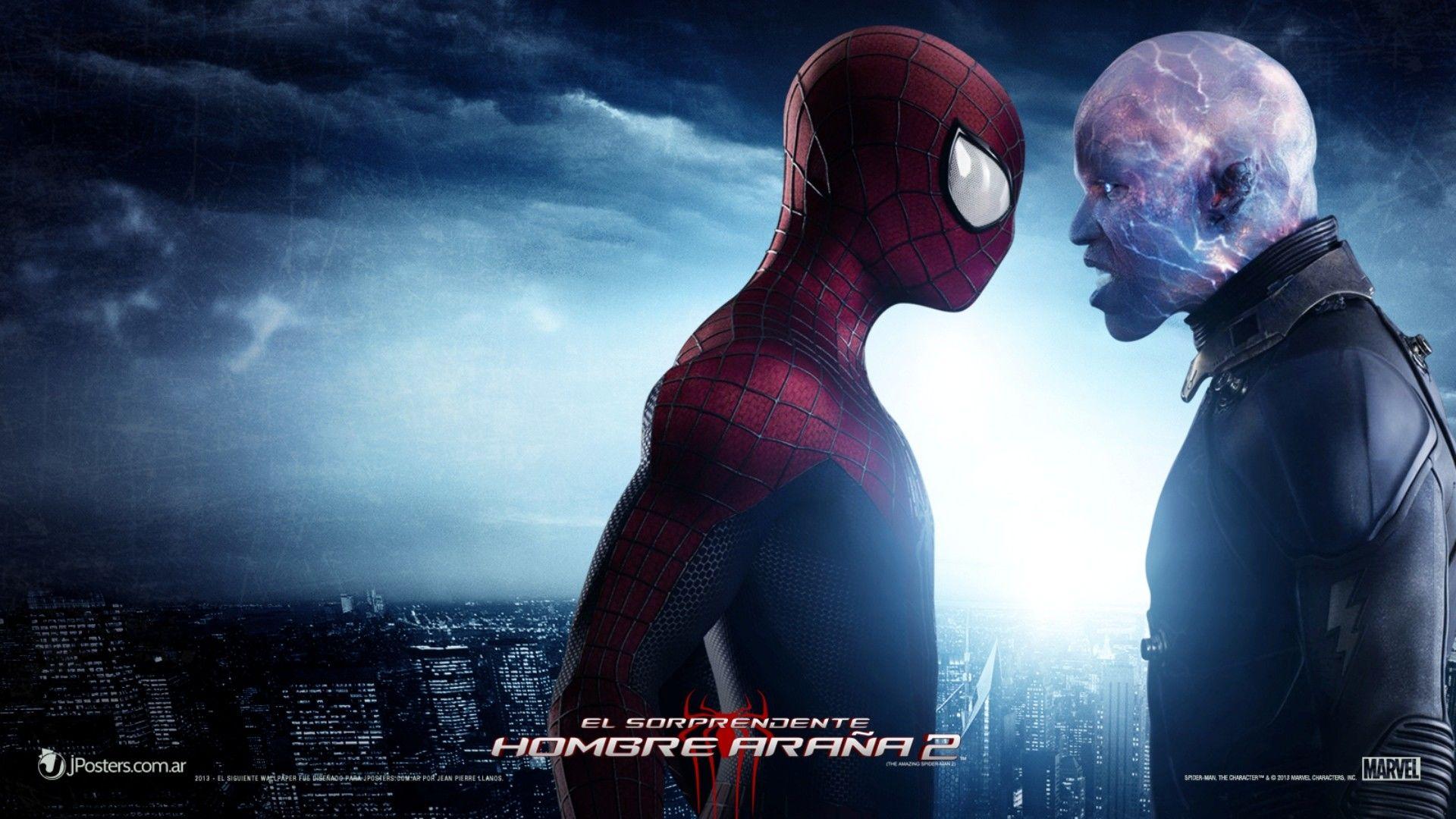 Посмотреть новый человек паук высокое напряжение 12 фотография