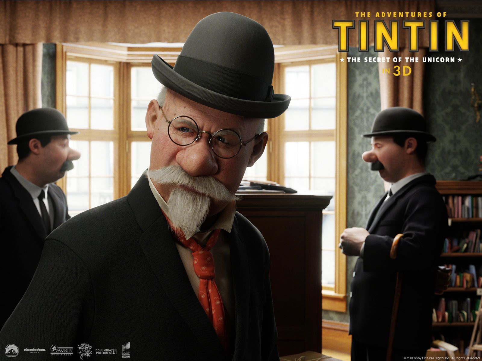 Приключения тинтина тайна единорога 2 3 фотография
