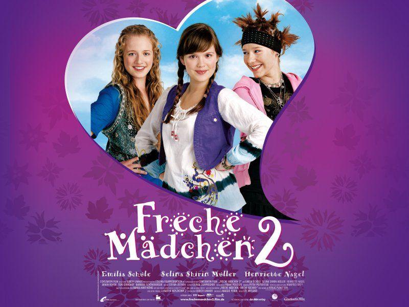 Дерзкие девочки 2, Freche Mädchen 2, film, movies, movie.