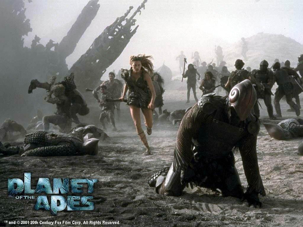 Amazoncom daena  planet of the apes