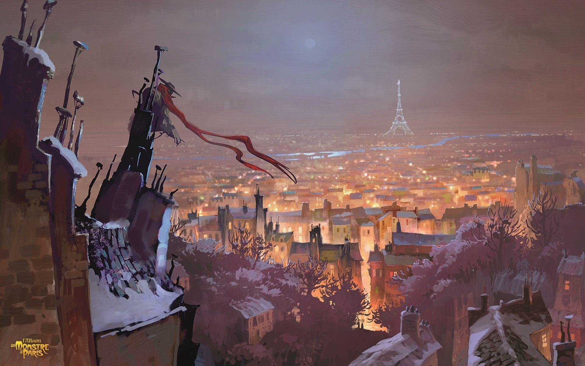 Смотреть монстр в париже 21 фотография