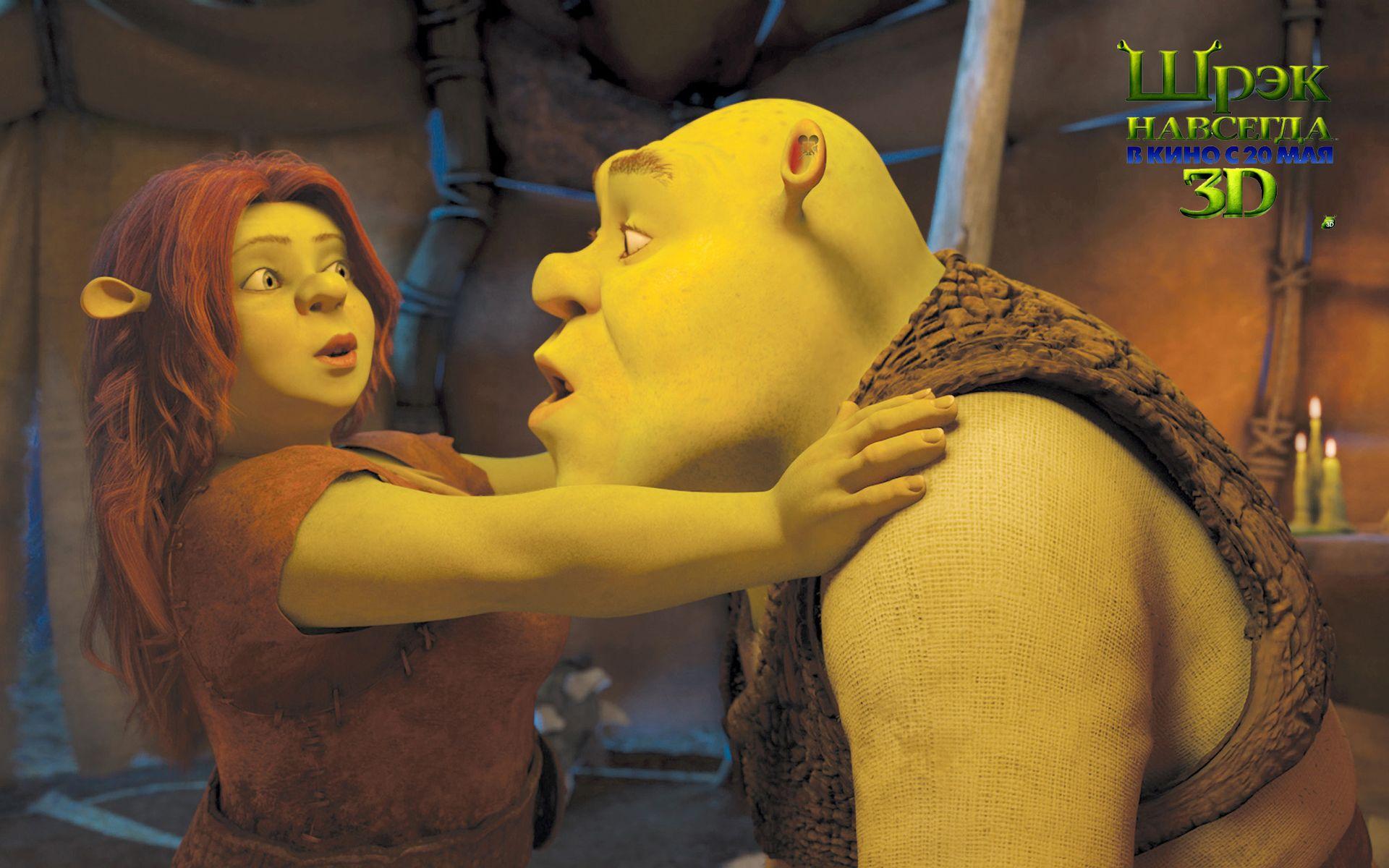 Shrek cartoon porn pics naked pic
