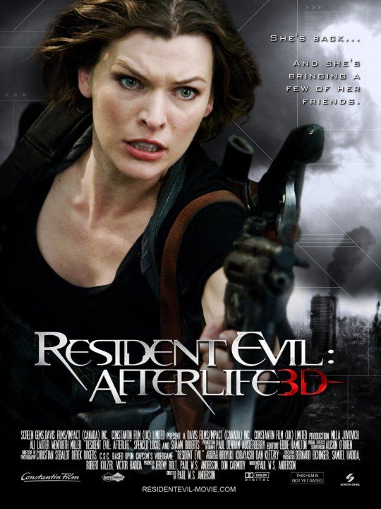 Watch Resident Evil: Afterlife (2010) Movie Online Free