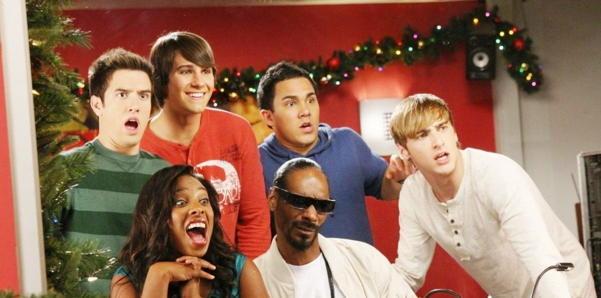 Big Time Rush - Big Time Movie (Official Trailer) HD - YouTube