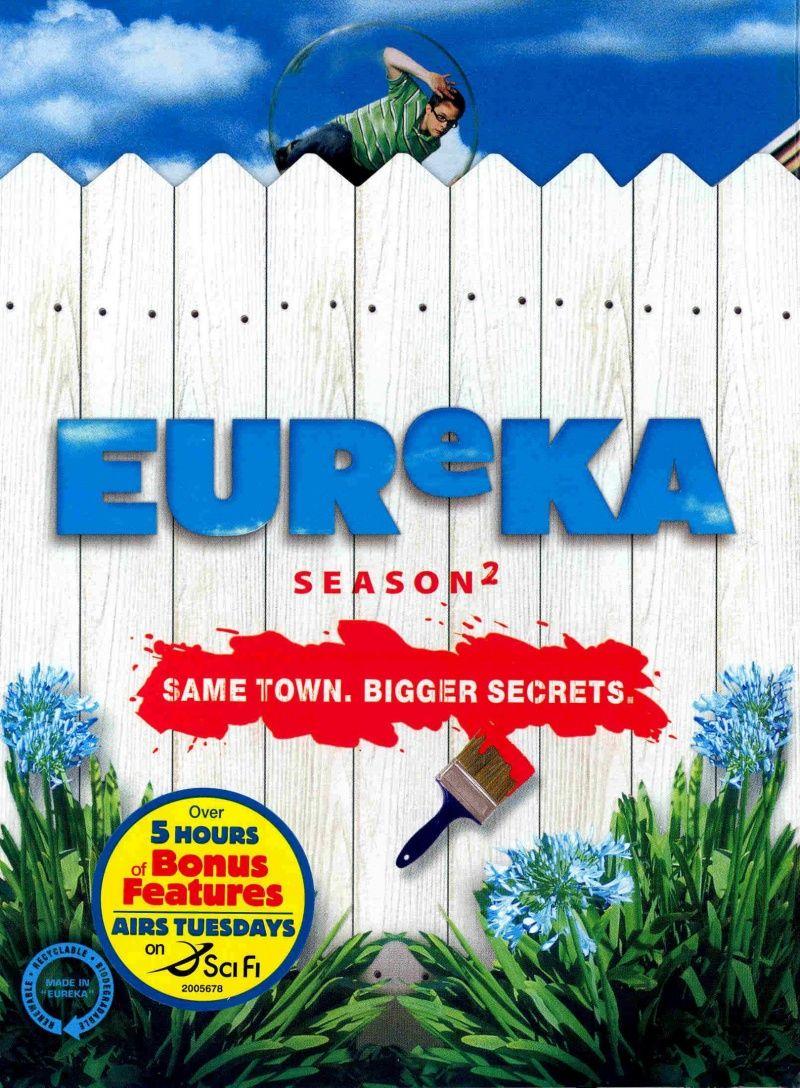 «Эврика 5 Сезон Онлайн» / 1999