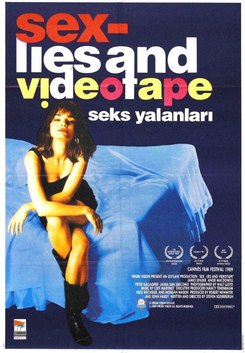 Постеры: Секс, ложь и видео.