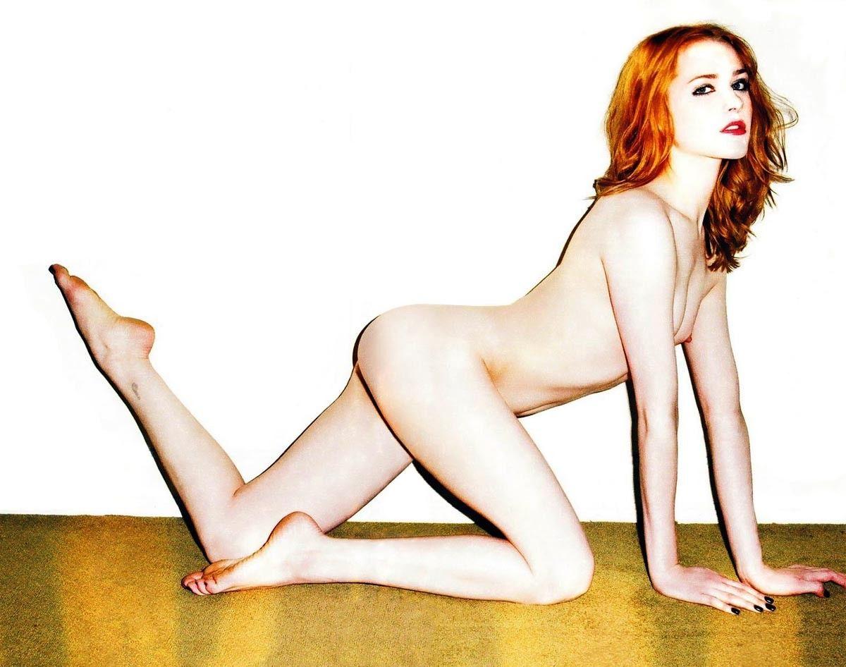 Evan Rachel Wood Naked Photo Shoot