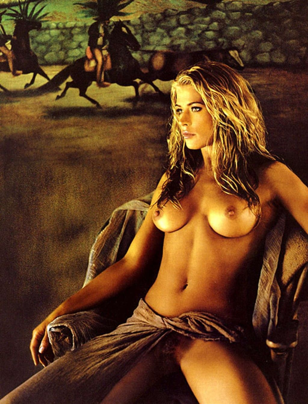 Kristen Johnston Topless