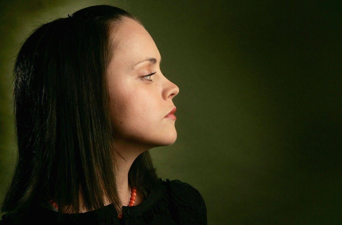 Кристина Риччи Слив