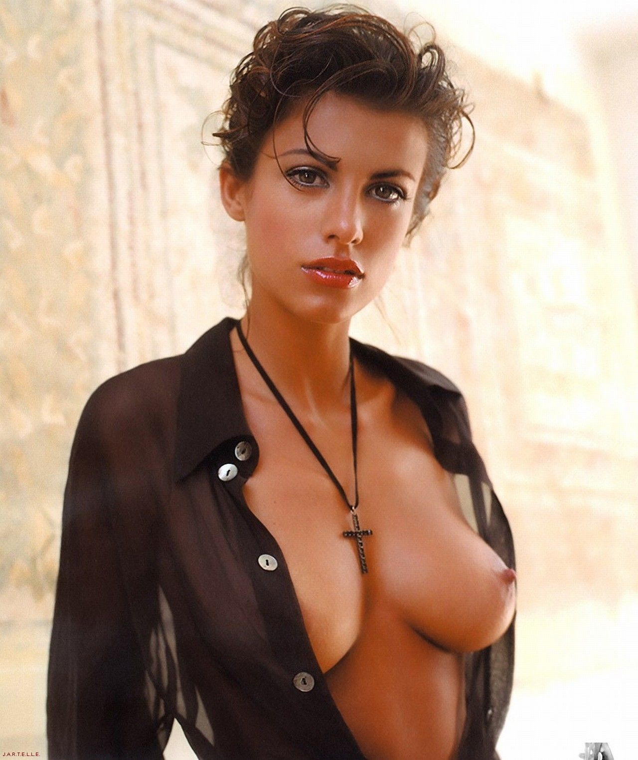 Elisabetta Canalis.
