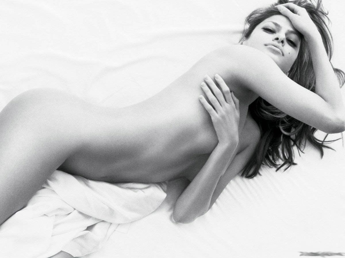Naked Eva Mendes In We Own The Night Ancensored