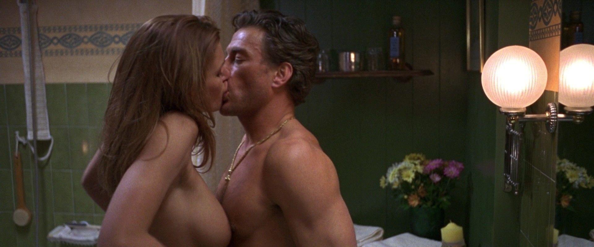 Natasha Henstridge Nude And Hot Sex Riding Ewan Mcgregor