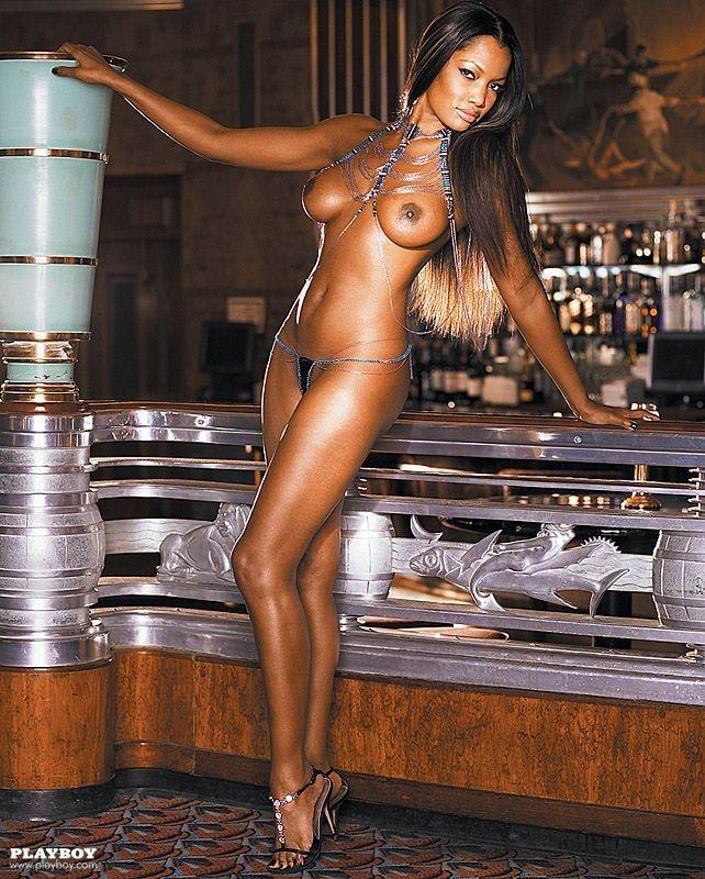 Stacie brown nude model