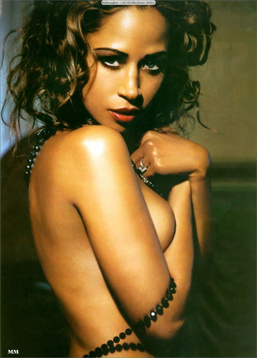 Stacey Dash - The Playboy Pics