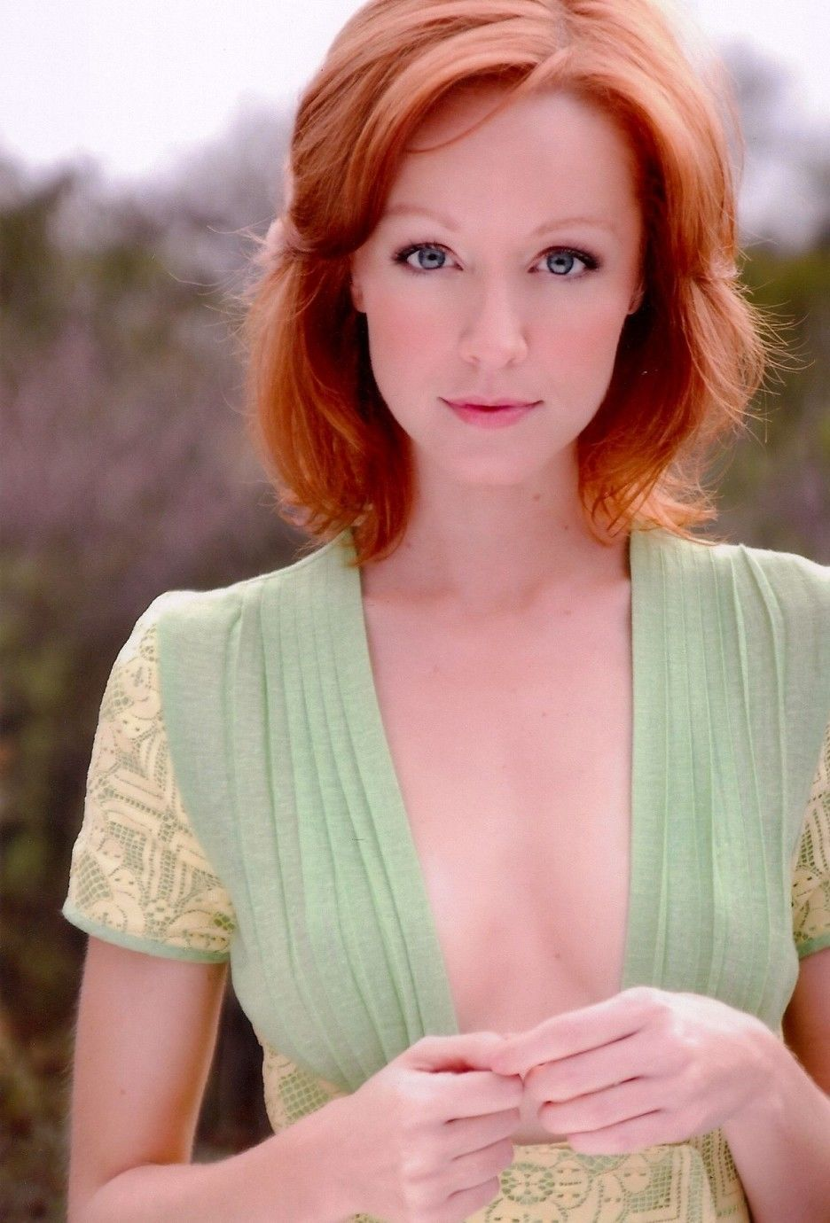Nude Natural Redheads